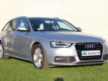 Audi A4 Avant 2.0 TDI SLine