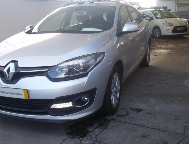 Renault Mégane Break ESTATE 1.5 DCI