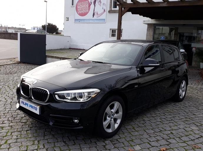 BMW 116 D Sport Line Edynamics