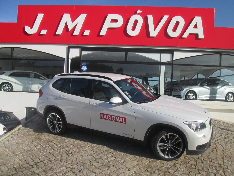 BMW X1 25D X Drive AUTO Line SPORT 218cv