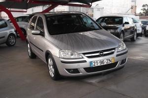 Opel Corsa 1.2 TWINSPORT SILVER
