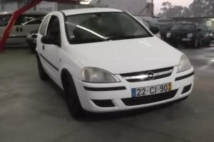 Opel Corsa 1.3 CDTI VAN BLITZ
