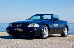 Mercedes-benz Sl 320 V6