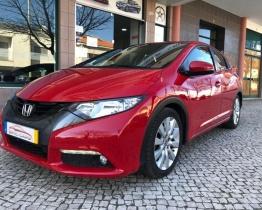 Honda Civic 1.8 VTEC Sport (Nacional)
