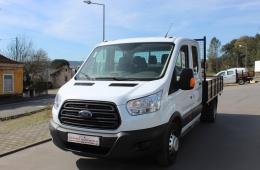 Ford Transit 2.2 TDCi CAB/DUPLA // 2016
