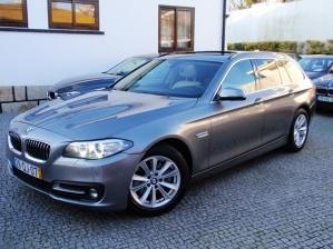BMW 520 Da Touring 190 cv