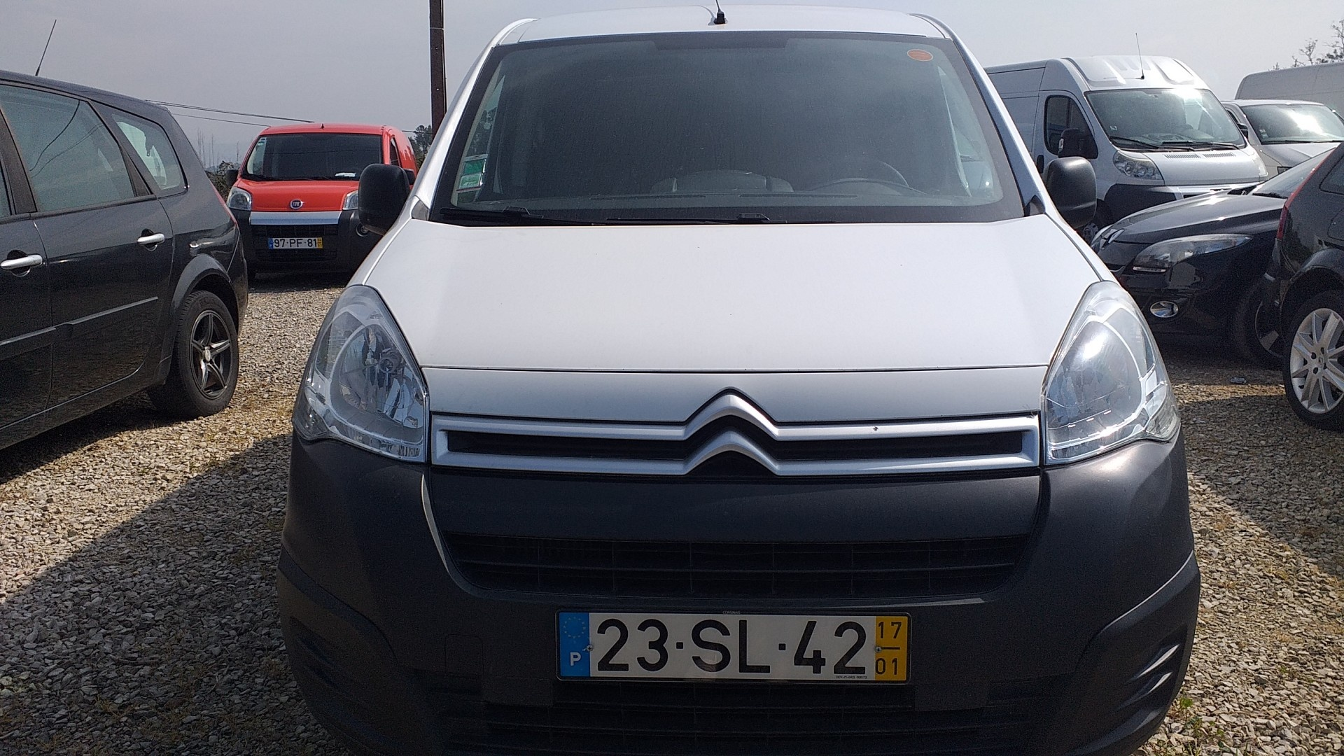 Citroën Berlingo 1.6 BlueHDi L1