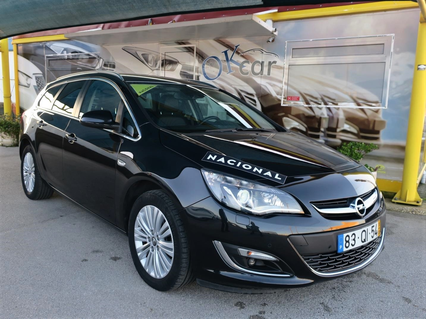 Opel Astra Sports Tourer 1.6 CDTi Cosmo