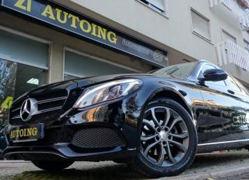 Mercedes-Benz C 200 d EXECUTIVE FULL LED