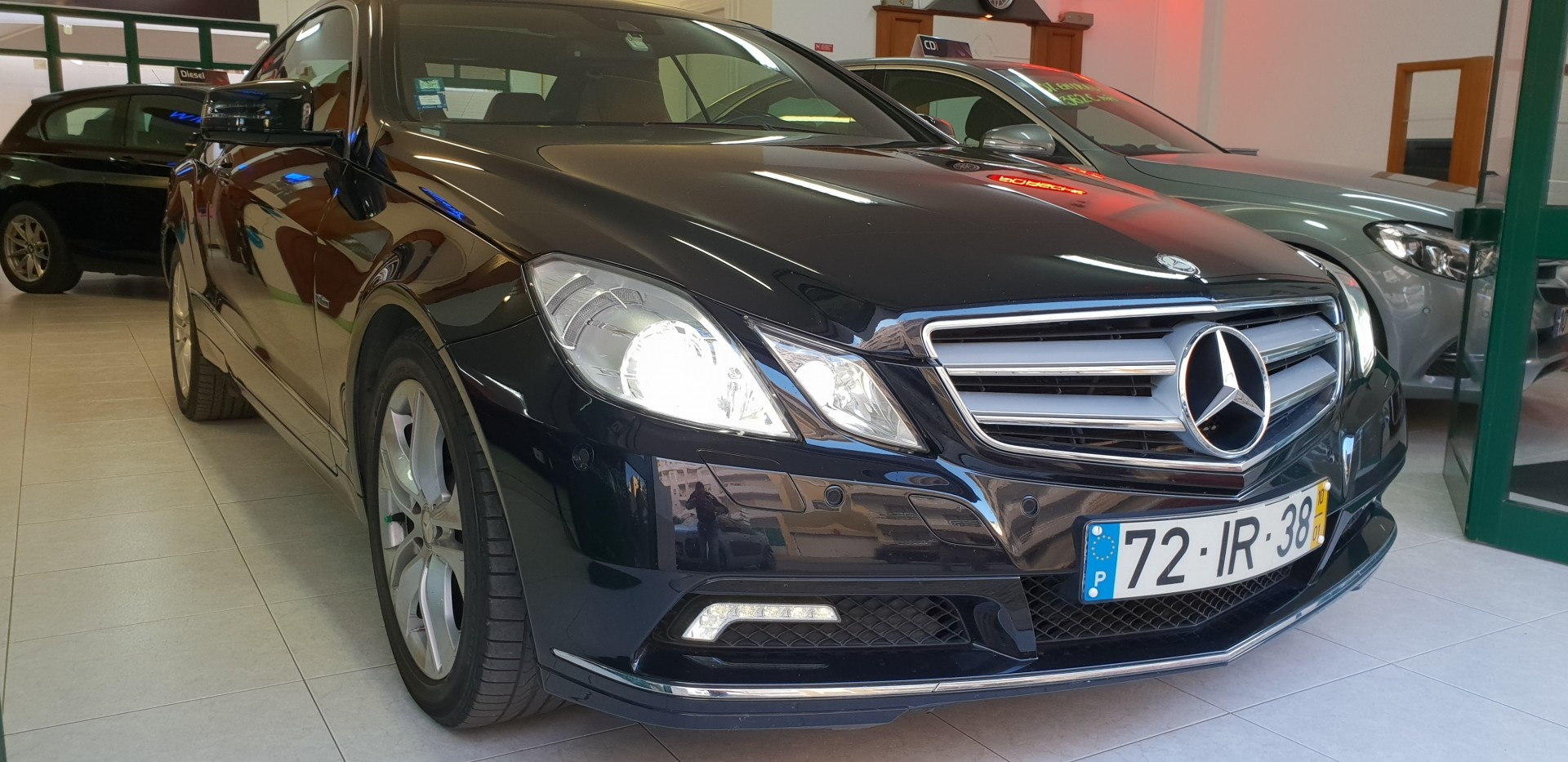 Mercedes-Benz E 250 CDi Avantgard BE AUTO.