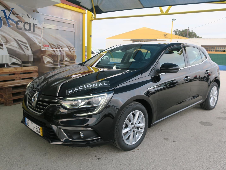 Renault Mégane 1.5 dCi Intense GPS