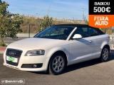 Audi A3 cabrio 1.6 TDI Attraction 105cv