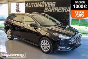 Ford Focus sw 1.5 TDCi Titanium