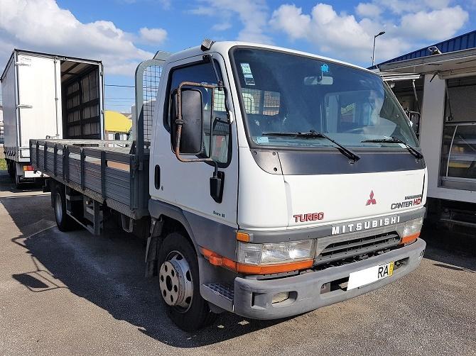Mitsubishi Canter FE 659 ( 7500 Kgs )