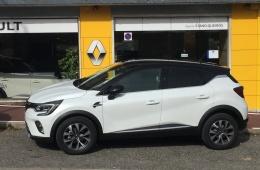 Renault Captur EXCLUSIVE TCe100
