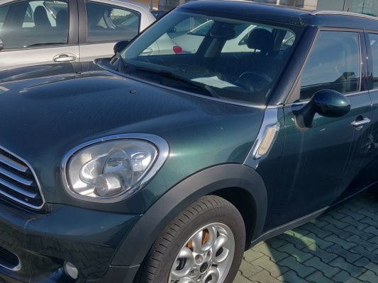 Mini Countryman, 2012