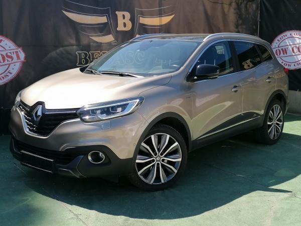 Renault Kadjar BOSE EDITION-FULL EXTRAS