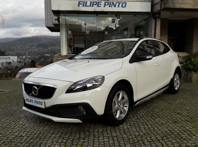 Volvo V40 D2 Kinetic Cross Country