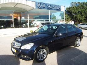 Mercedes-Benz C 220 CDi Classic BE (170cv) (4p)
