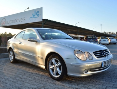 Mercedes-Benz CLK 270 CDI Avantgard