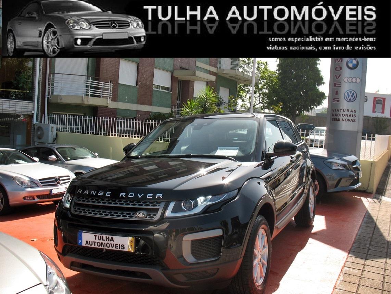 Land Rover Evoque  2.0 ed4 SE  150cv