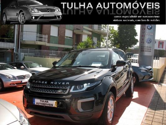 Land Rover Evoque, 2017