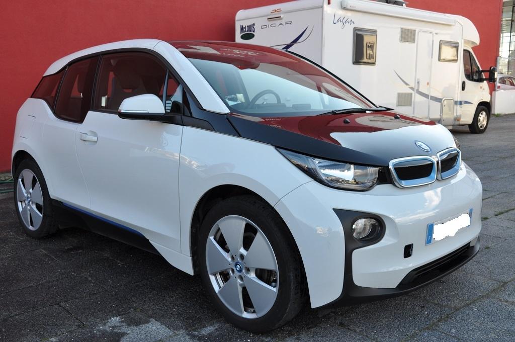 BMW i3 Urban Life Atelier (REX)
