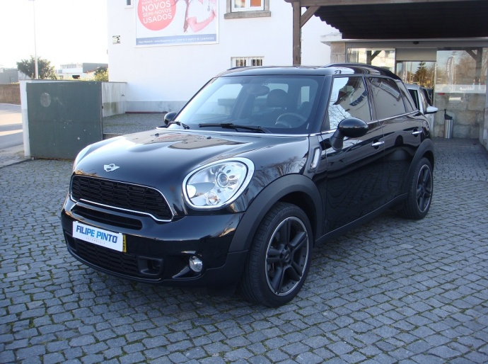 Mini Countryman Cooper SD Pack Chilli