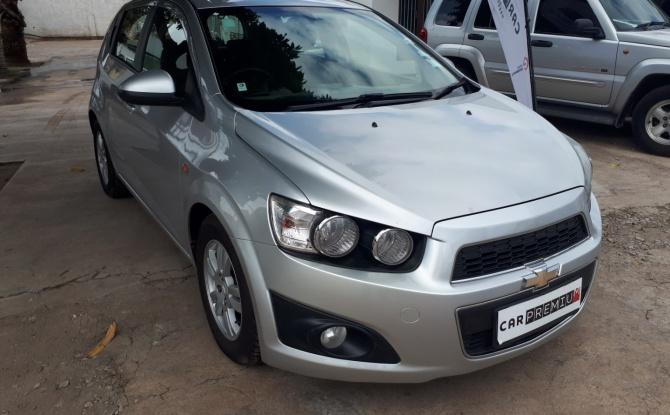Chevrolet Sonic 1.4