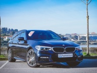BMW 520 D Touring Nacional Garantia de Fábrica até 10/2021