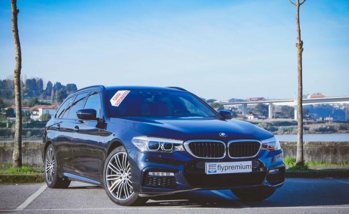 BMW 520, 2018