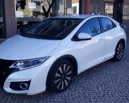 Honda Civic 1.4 Elegance (Nacional)