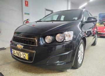 Chevrolet Aveo 1.3 VCDi LTZ (95cv)