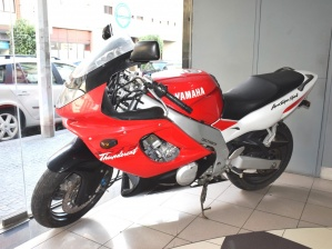 Yamaha YZF 600 R4TV Thundercat