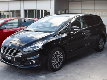 Ford S-Max 2.0 TDCI TITANIUM CX AUTOMÁTICA