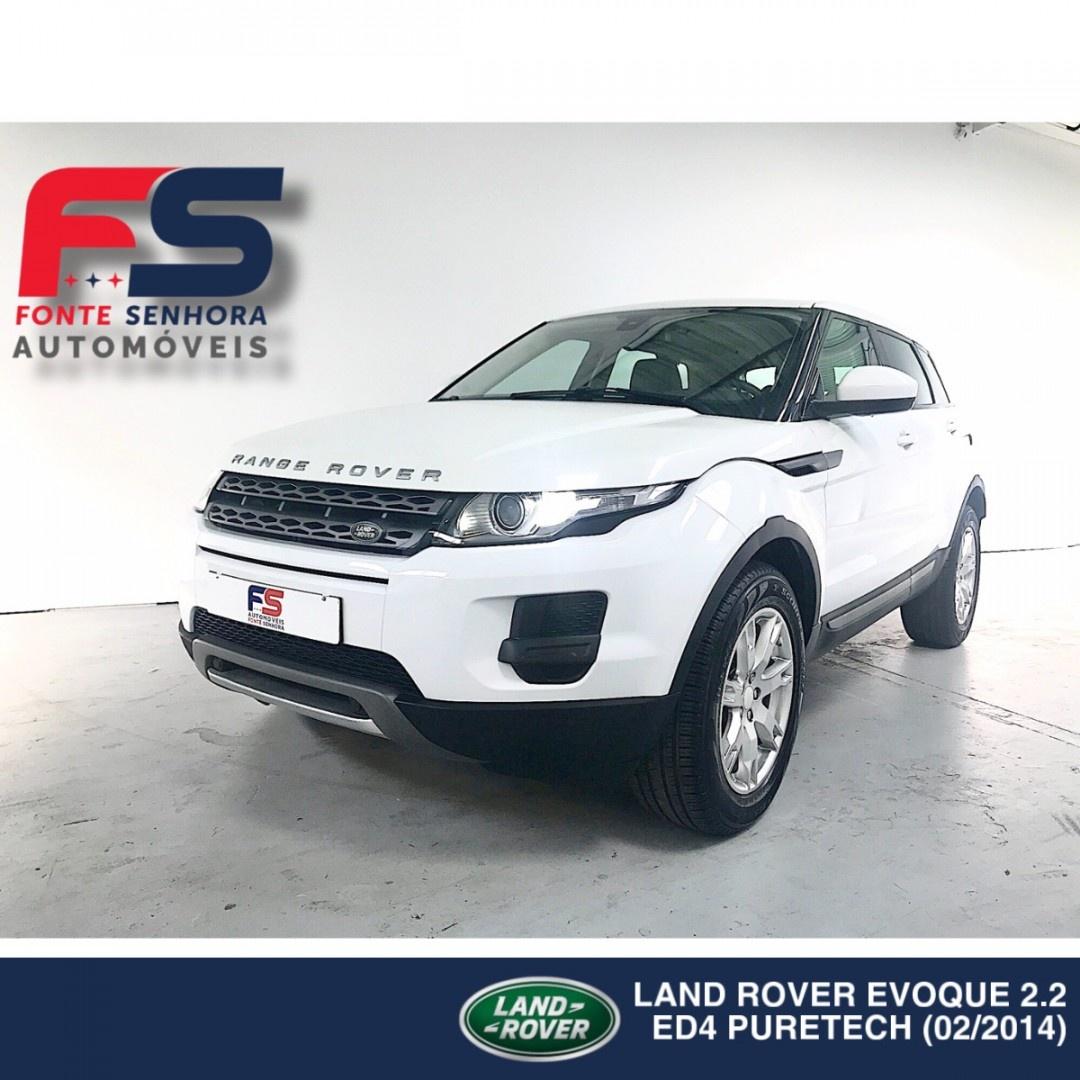 Land Rover Evoque 2.2 ED4 PURETECH