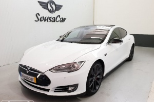 Tesla Model s P85 7L FULL EXTRAS