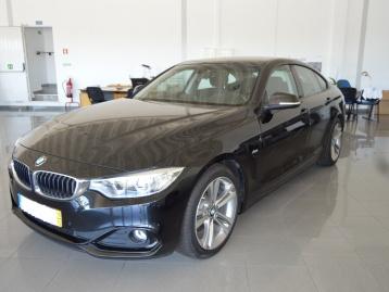 BMW 420 Grand Coupé Sport Line