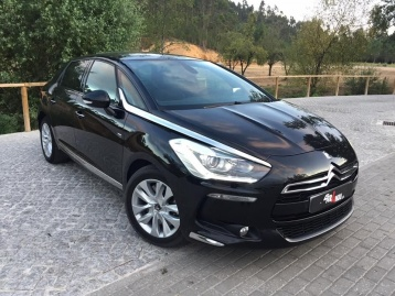 Citroën Ds5 2.0 HDI HYBRID4 SPORT CHIC