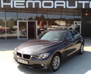 BMW 318 D Auto Line Luxury