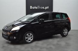 Peugeot 5008 1,6 HDI 109CV