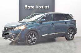 Peugeot 5008 1.5 BlueHDi Allure