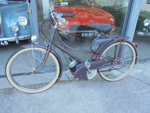 MCYCLES MOBYLETTE 1928