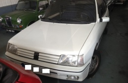 Peugeot 205 Cabrio 1.4 CT