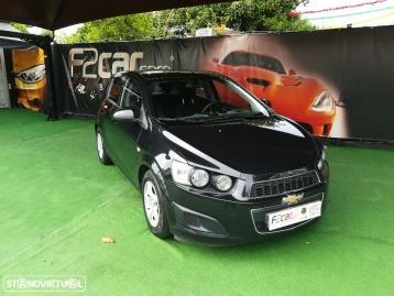 Chevrolet Aveo 1.3VCDI LTZ