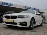 Bmw 520 520 D TOURING PACK-M FACELIFT