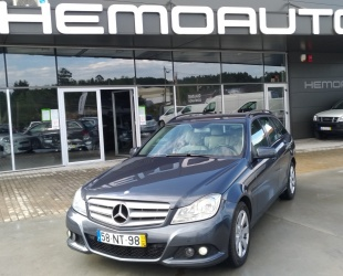 Mercedes-Benz C 250 Station BE Classic Leather