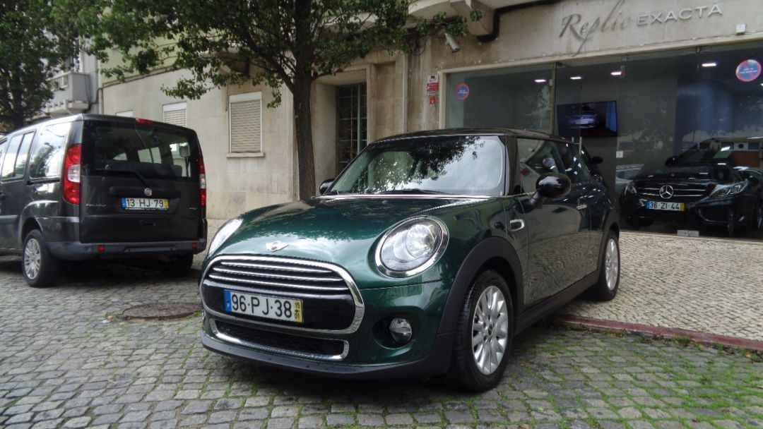 Mini Cooper D 1.5 Pepper 116Cv