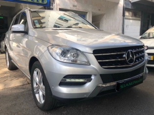 Mercedes-Benz ML 250 250 CDI BLUETECK