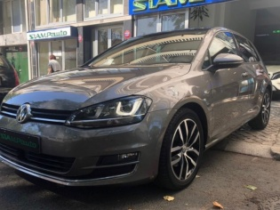 Vw Golf 2.0 TDI CARAT EDITION
